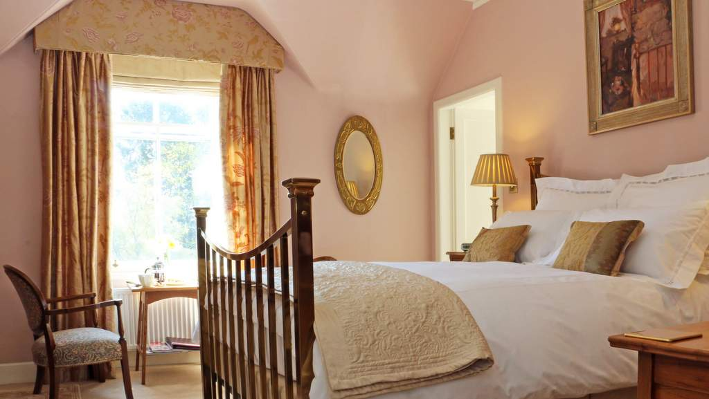 Guest Bedroom at The Dulaig