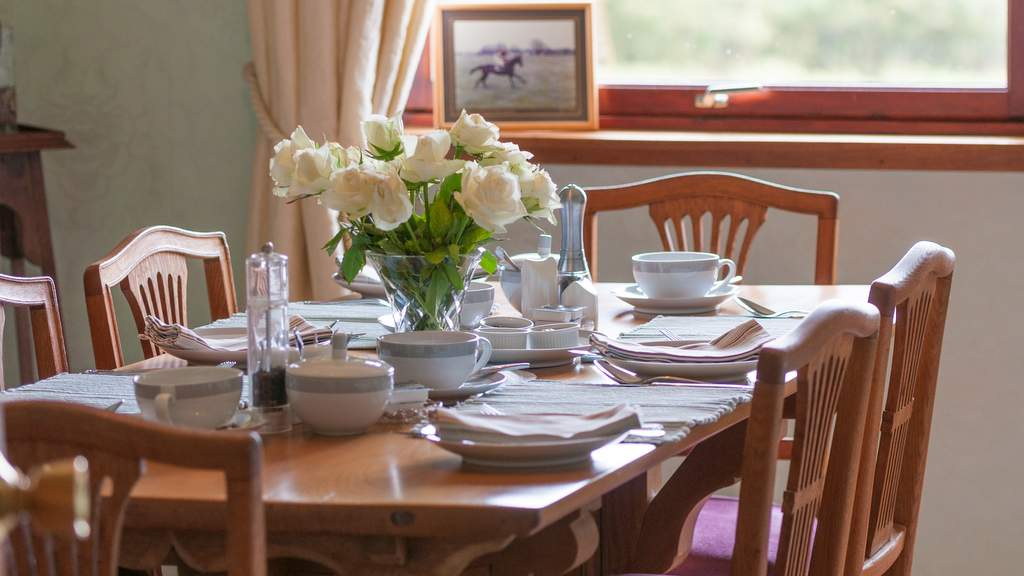 Dining Room at Torbeckhill B&B
