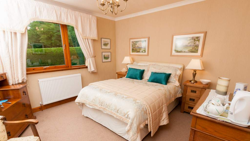 Guest Bedroom at Torbeckhill B&B