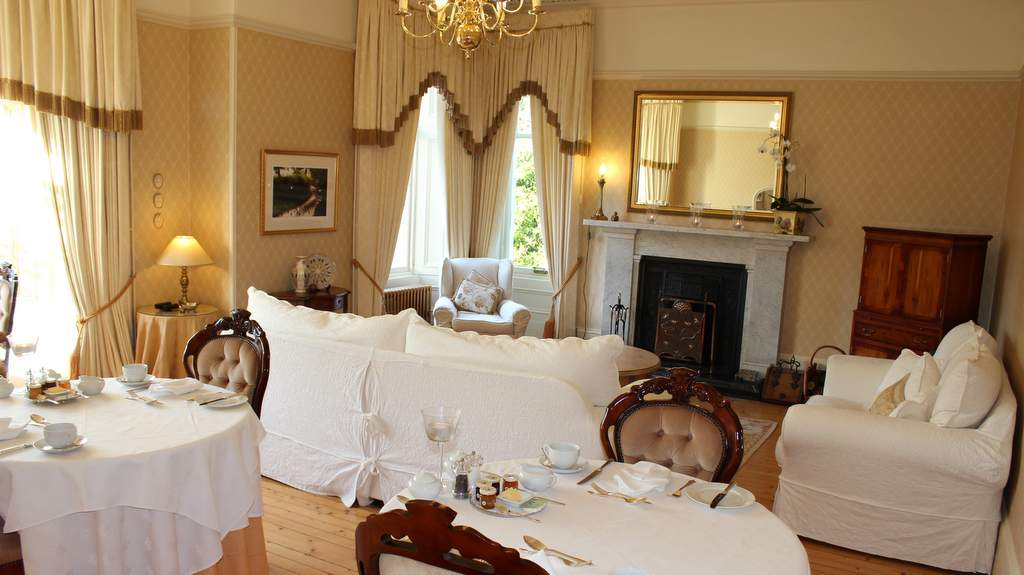 Guest Lounge at Westerton B&B
