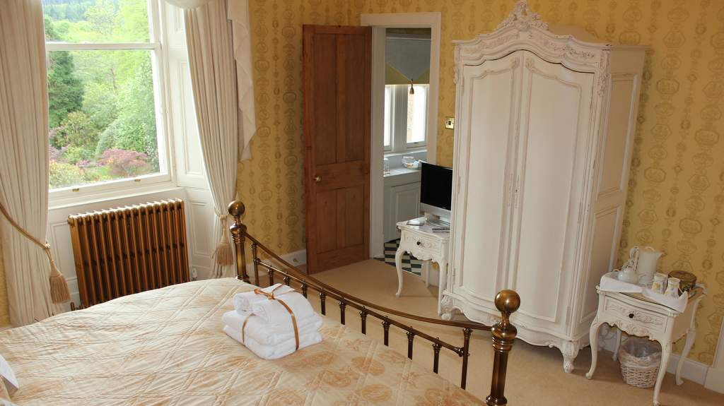 Guest Bedroom at Westerton B&B