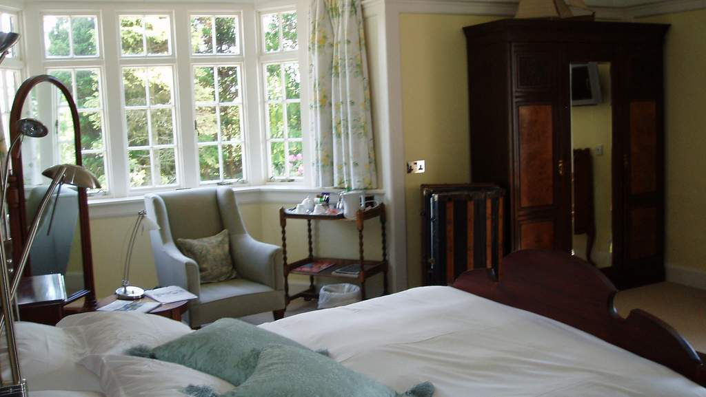 Guest Bedroom at Lethamhill