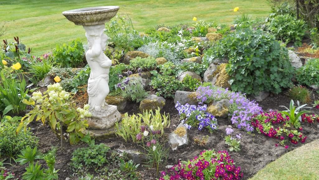 Garden at Glengarry B&B