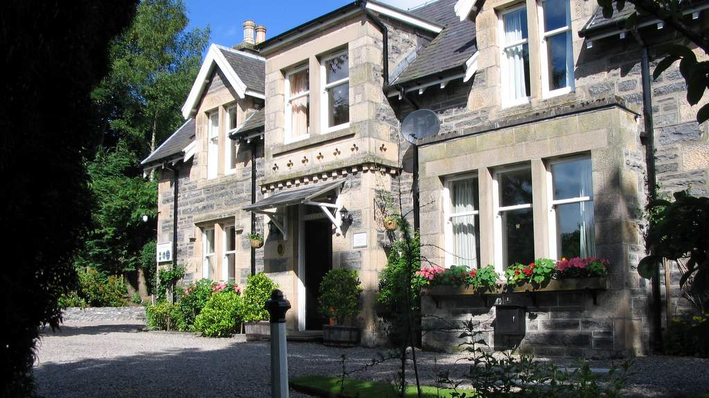 Glengarry B&B in Kingussie
