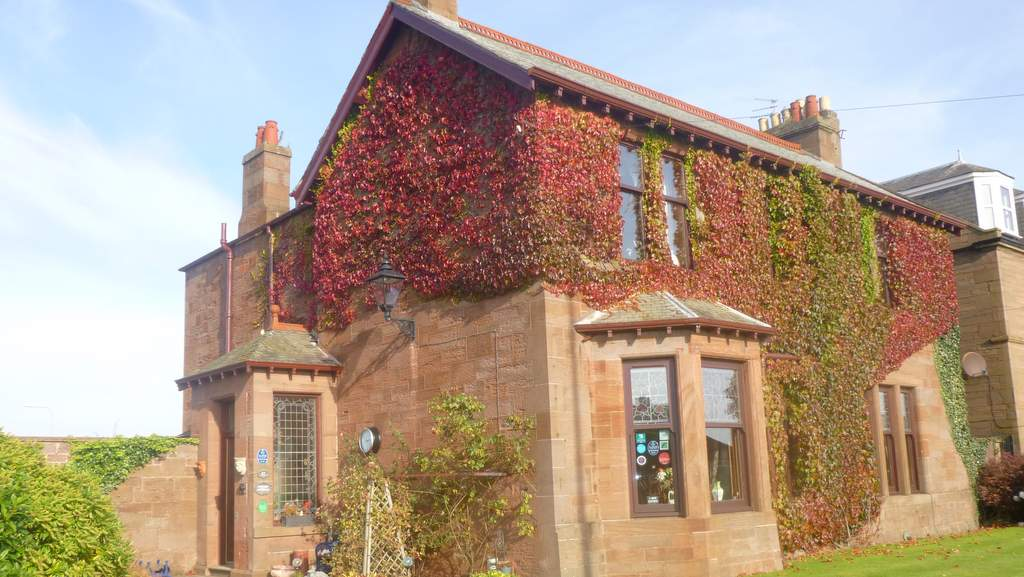 The Old Vicarage B&B in Arbroath