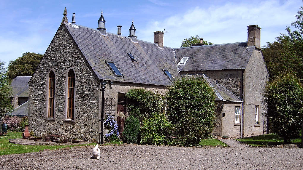 The School House B&B in Camptown, Jedburgh