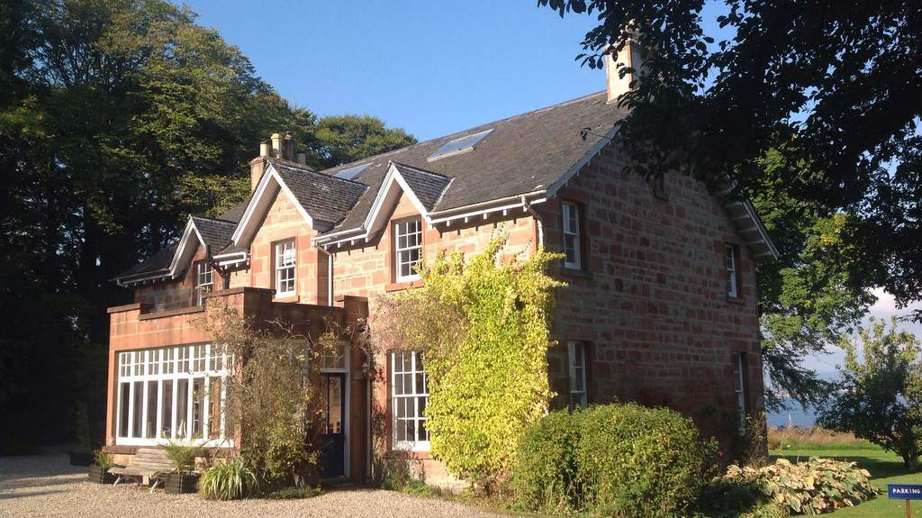 The Factor's House in Cromarty