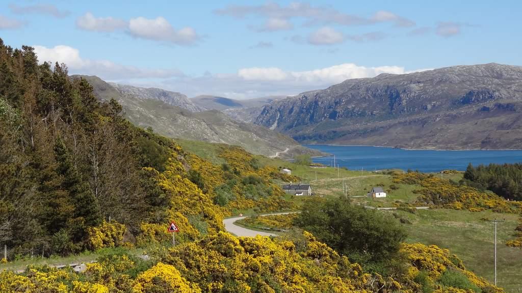 View of Loch Dubh