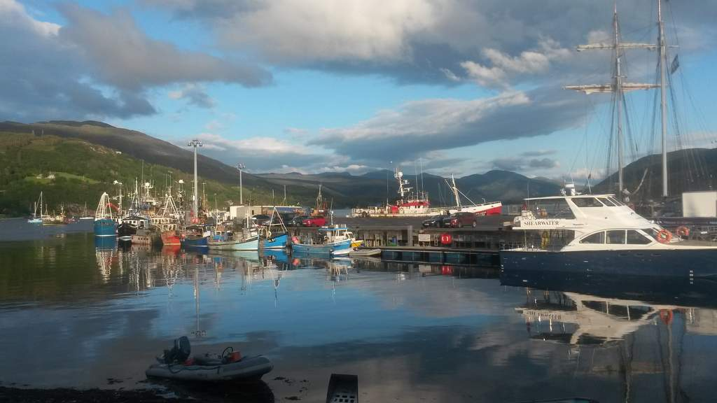 Ullapool, picture by Castleview B&B