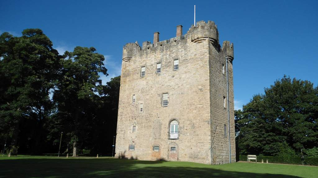 Alloa Tower - Photo by Garvally House in Alloa