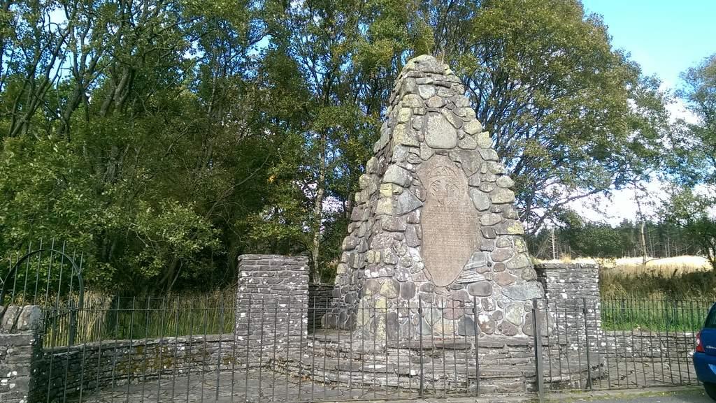 Clan MacRae Monument Argyll