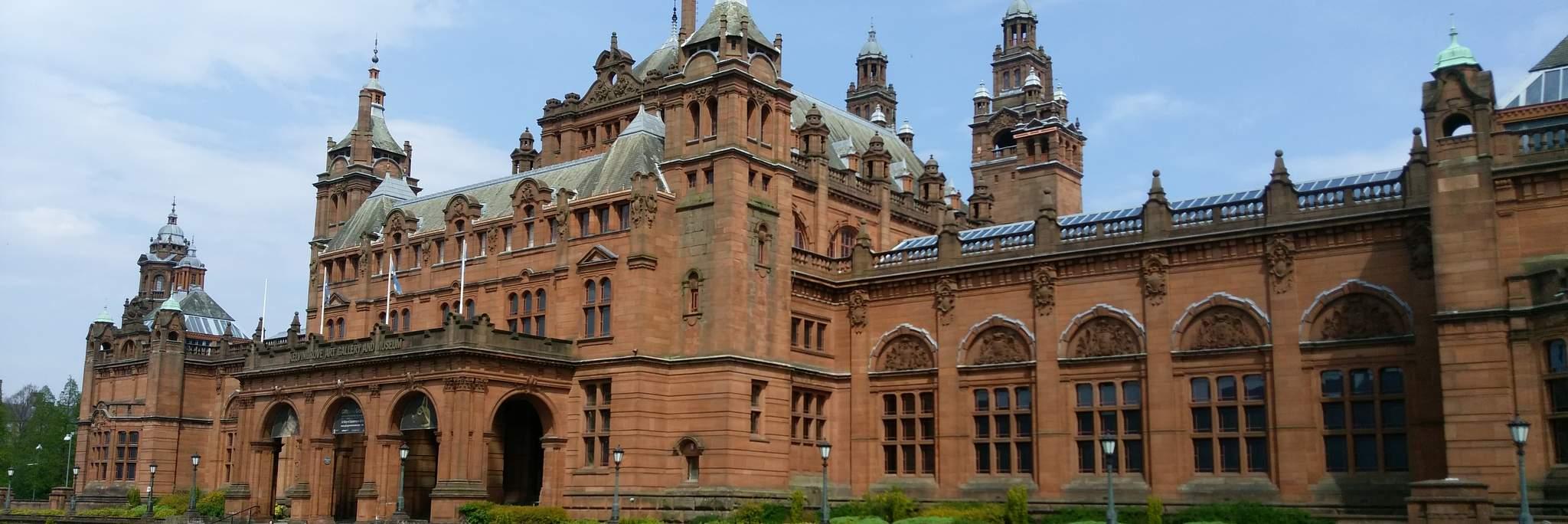 Kevingrove museum Glasgow