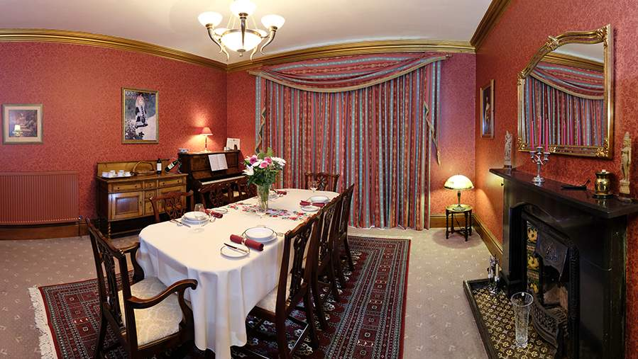 Dining Room at Glebe House