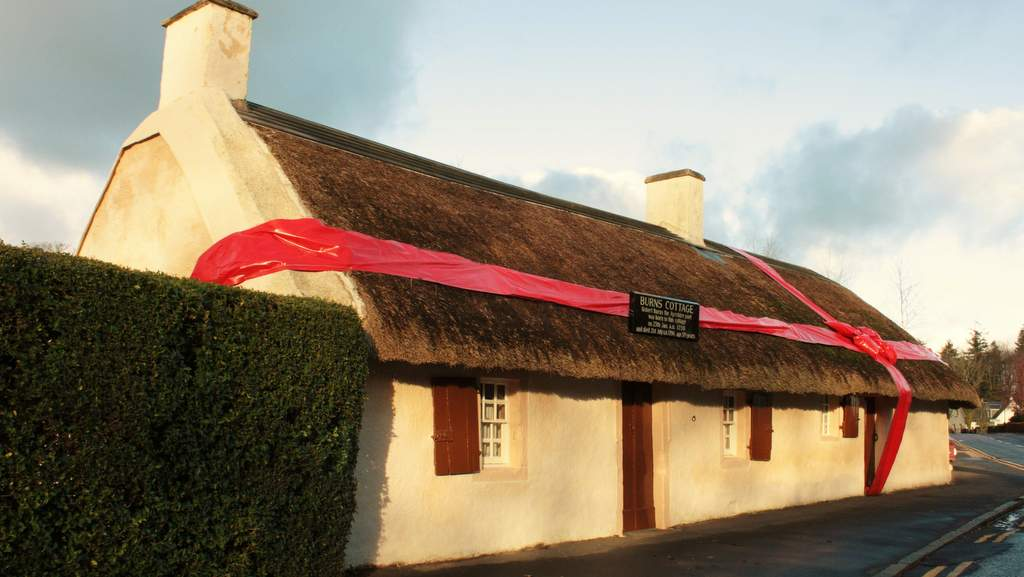 Robert Burns Birthplace Museum - Photo by Sunnyside B&B near Ayr