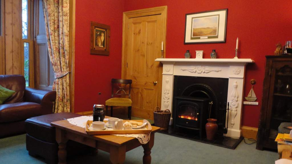 Guest Lounge at Brighton House