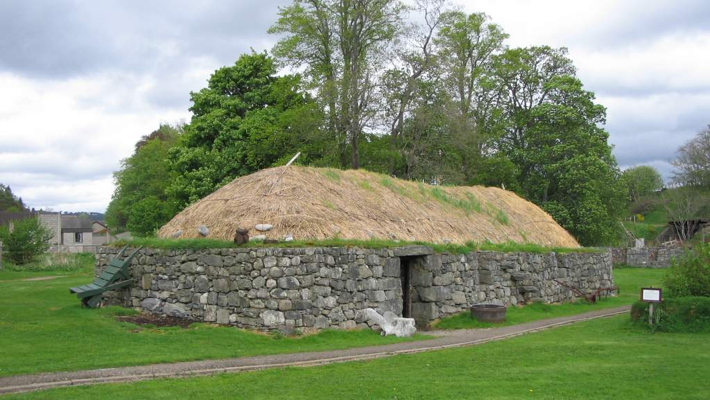 Highland Folk Museum - Photo by Glengarry B&B, Kingussie