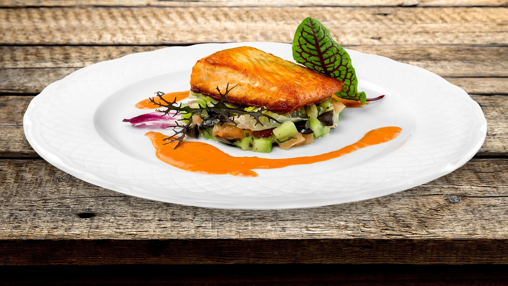 Scottish salmon is world famous