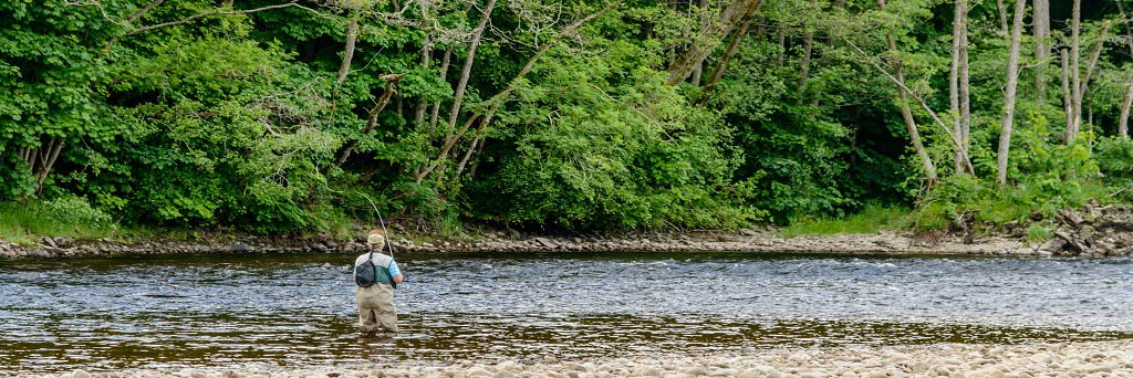 Enjoy fishing in Callander, Scotland