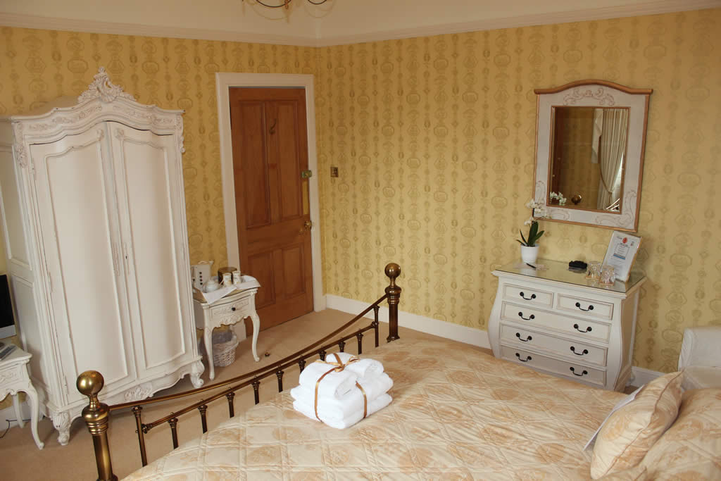 The Gold Room, Westerton B&B, Callander