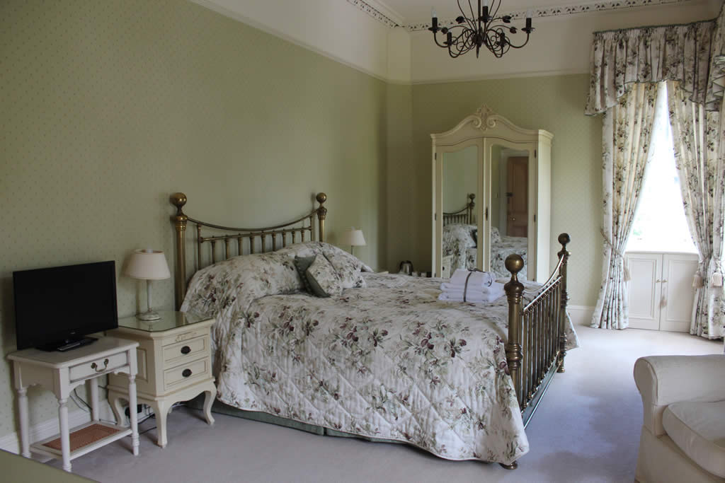 The Green Room, Westerton Bed and Breakfast, Callander