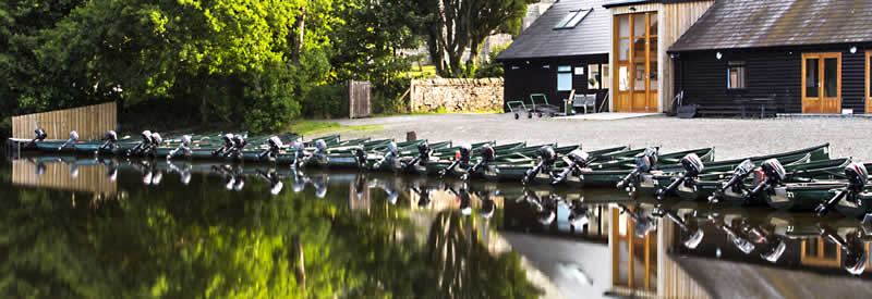 Rent a boat on Lake of Menteith near Callander, Scotland