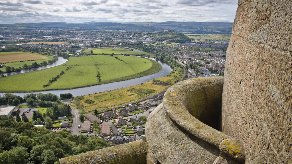 The Wallace Monument.