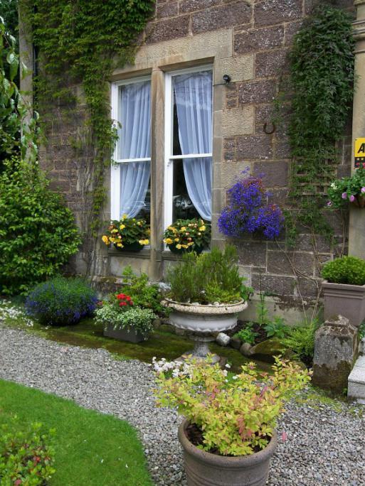Annfield House in Callander, Scotland