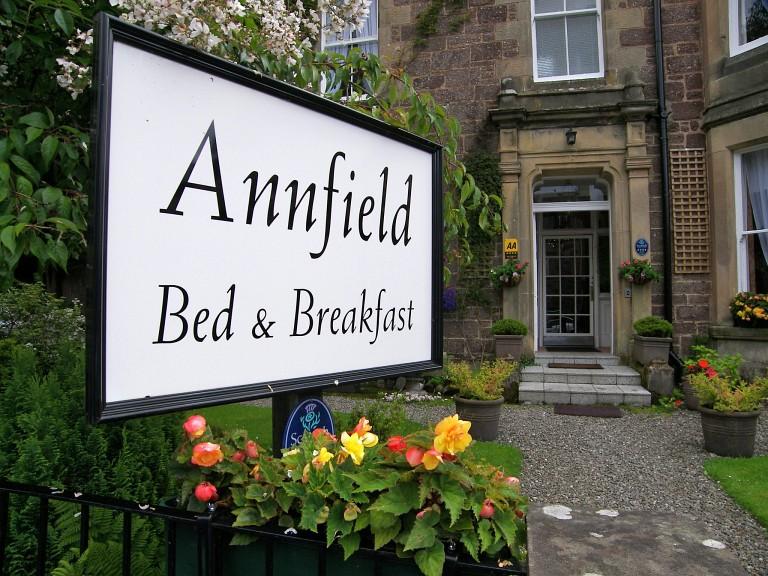 Annfield Bed and Breakfast , Callander, Scotland
