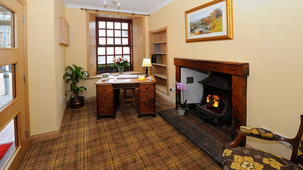 A warm welcome awaits you at the Crown Hotel in Callander