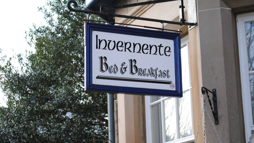 Invernente B&b, Callander has five comfortable bedrooms