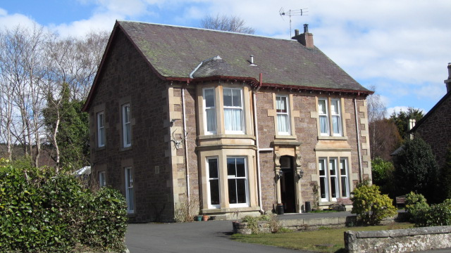 Glengarry Guest House, Callander, Scotland