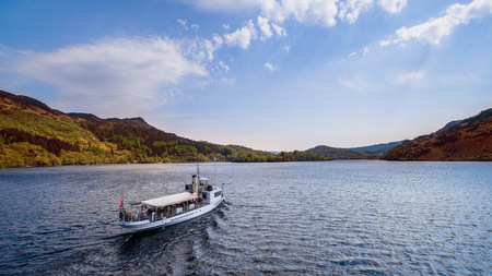 Loch Katrine Victoriana Weekend 17th and 18th September 2016
