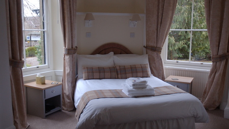 Double bedroom at Lubnaig Guest House , Callander