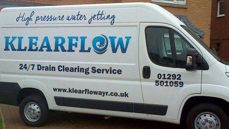 Fixed price drain cleaning service from £70