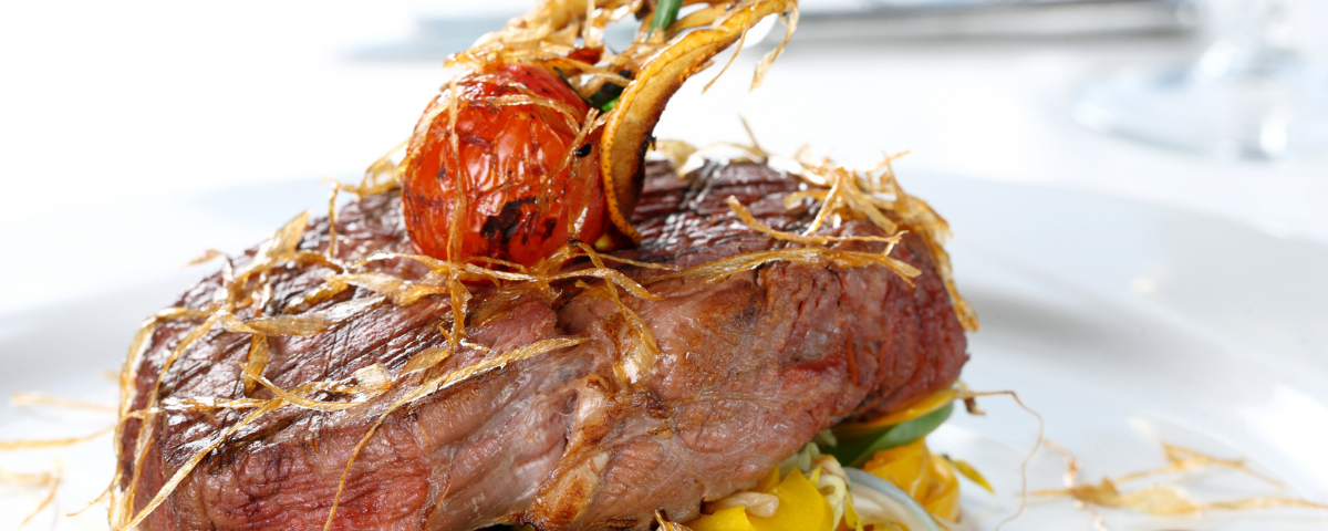 Explore our legendary steaks, homemade burgers and fish dishes.