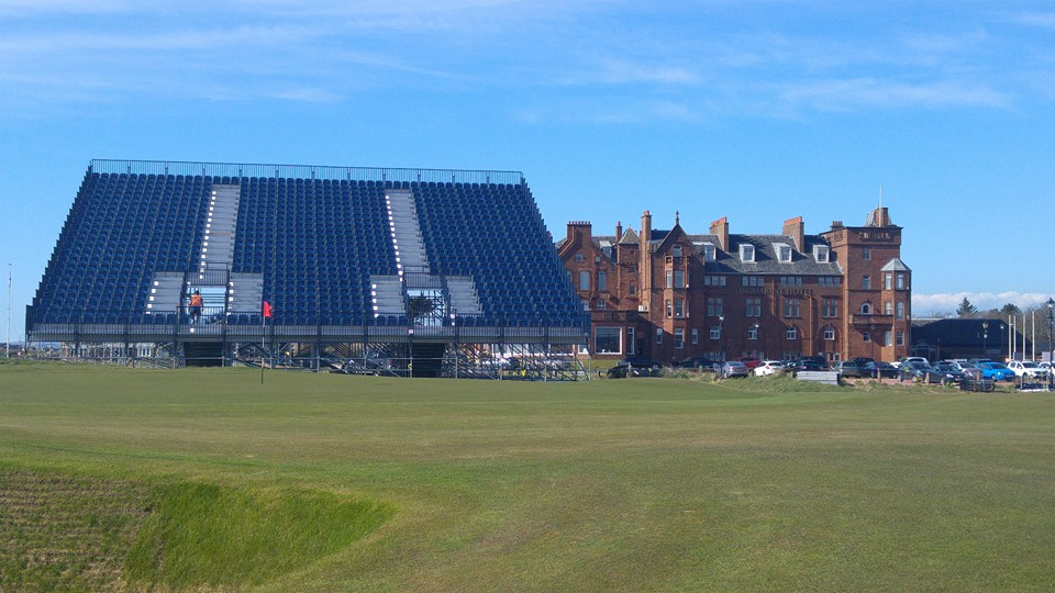 Open Championship Returns to Ayrshire