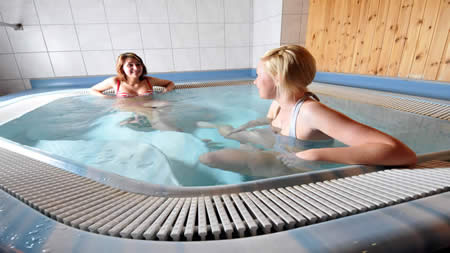 Join us in our fabulous Blisss Spa for luxury treatments and complimentary therapies.