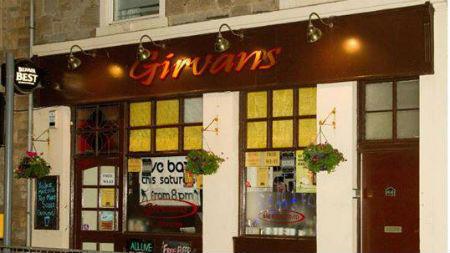 Girvans Bar