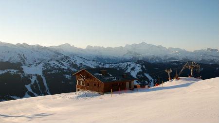 La Grande Ourse Altitude Restaurant
