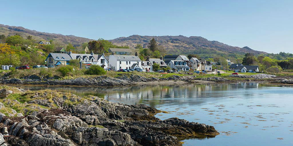 THE PERFECT BASE FOR YOUR WEST COAST HIGHLAND HOLIDAY