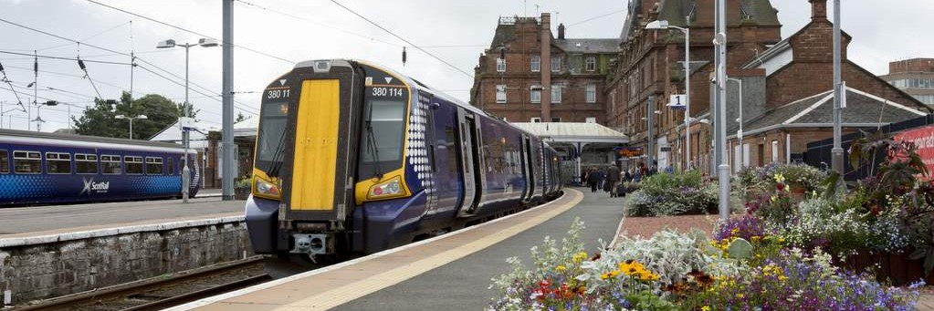 Ayr Train Station © Paul Tomkinson - Visit Scotland
