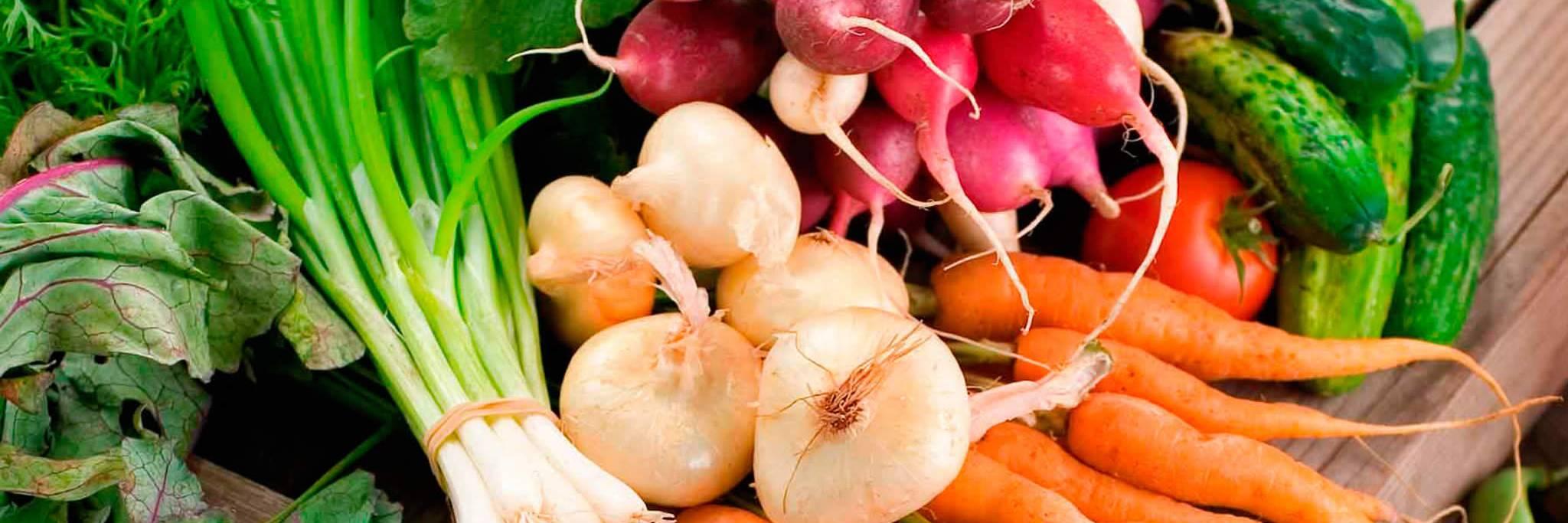 Enjoy fresh local produce from Ayrshire