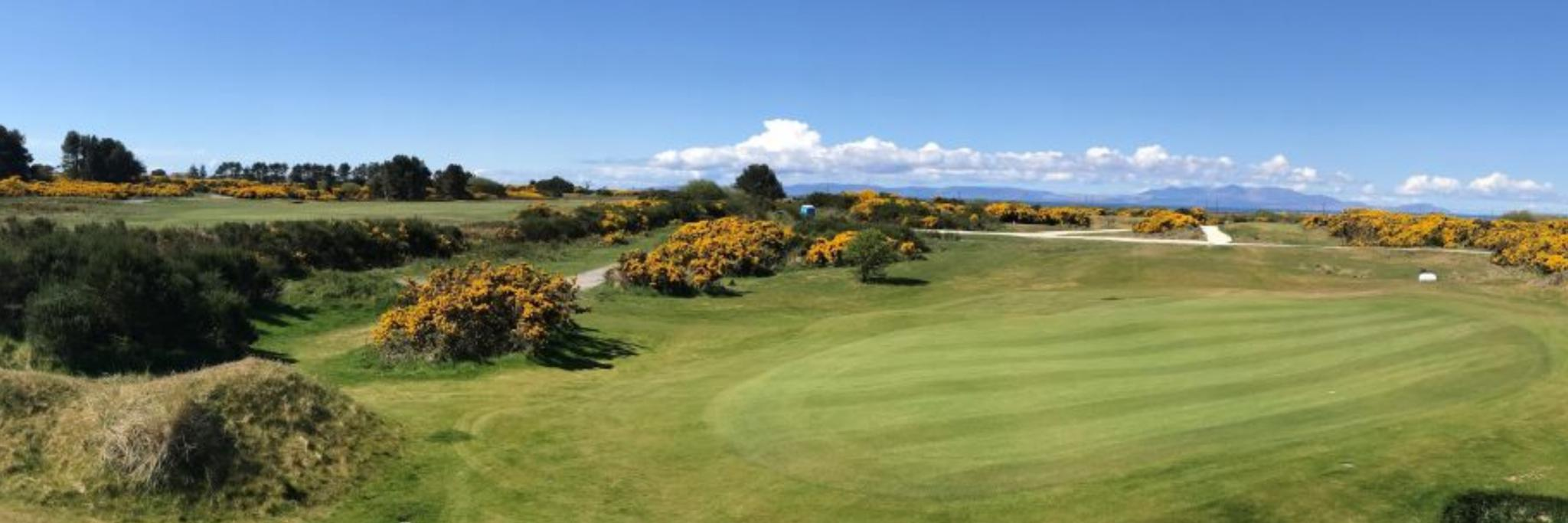 Golf in Ayrshire