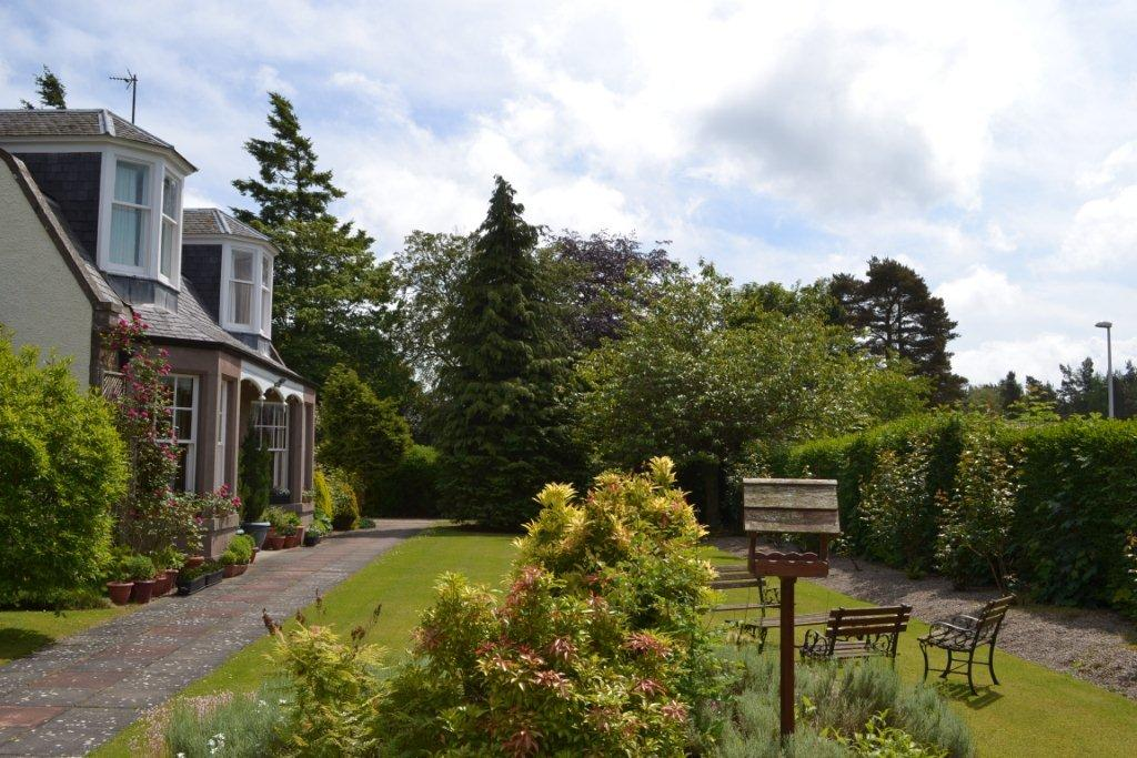 Quietly Located Accommodation in Angus