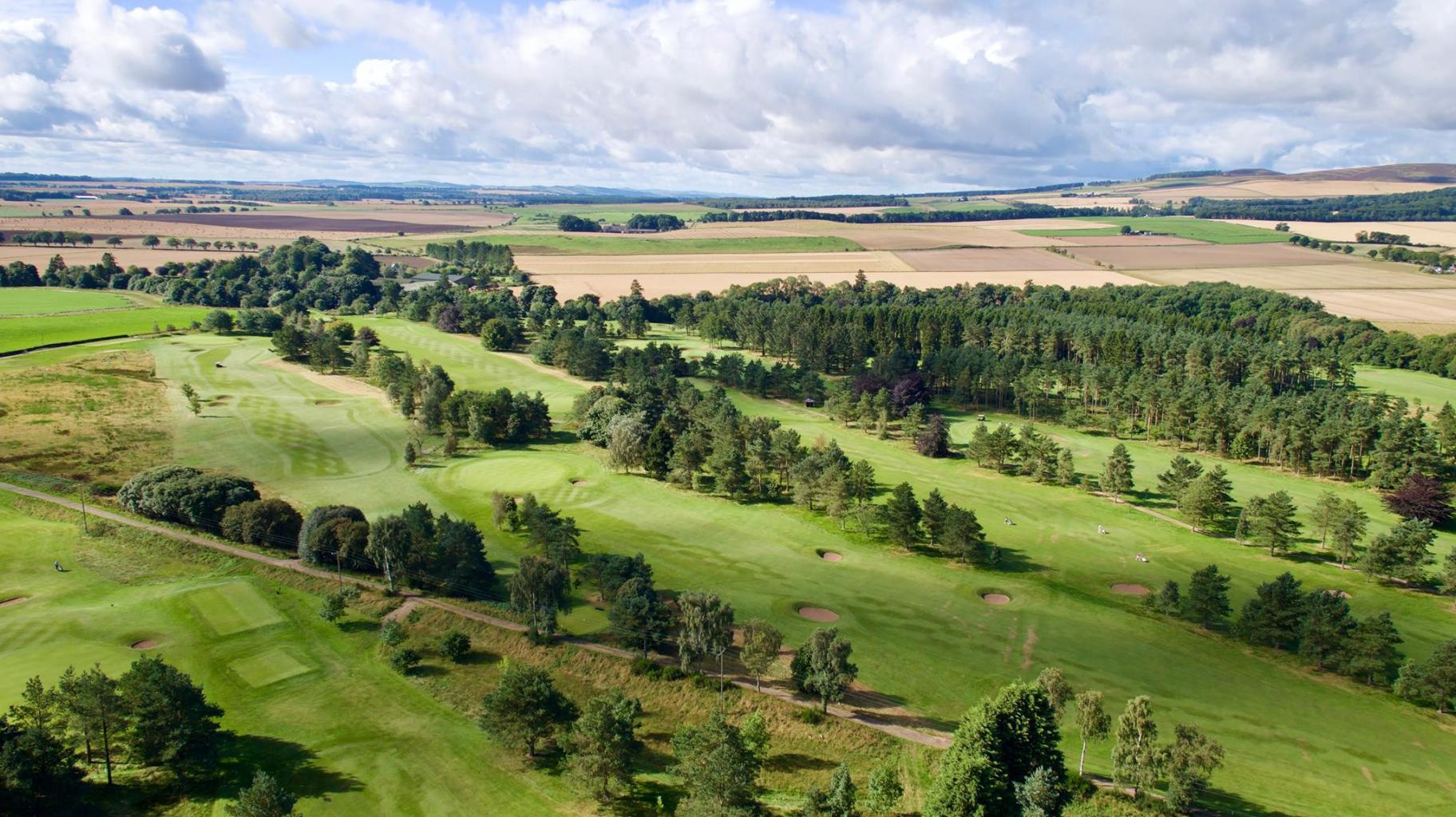 Edzell Golf Club © Edzell Golf Club