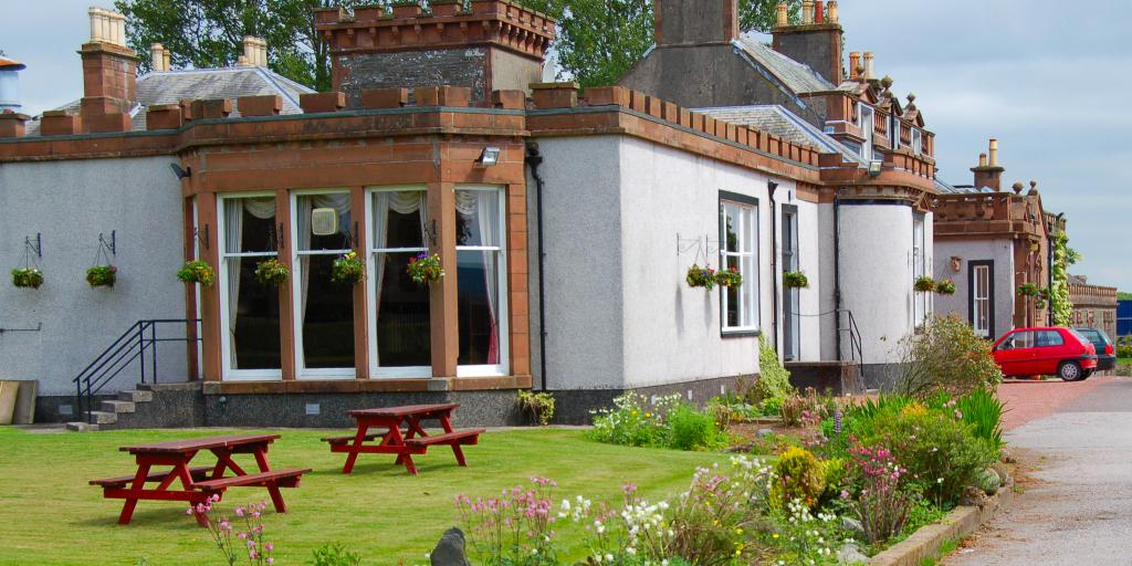 Welcome to The Urr Valley Country House Hotel