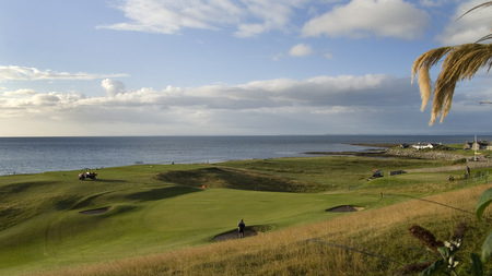 Ideal location for a golfing holiday in the Scottish Highlands
